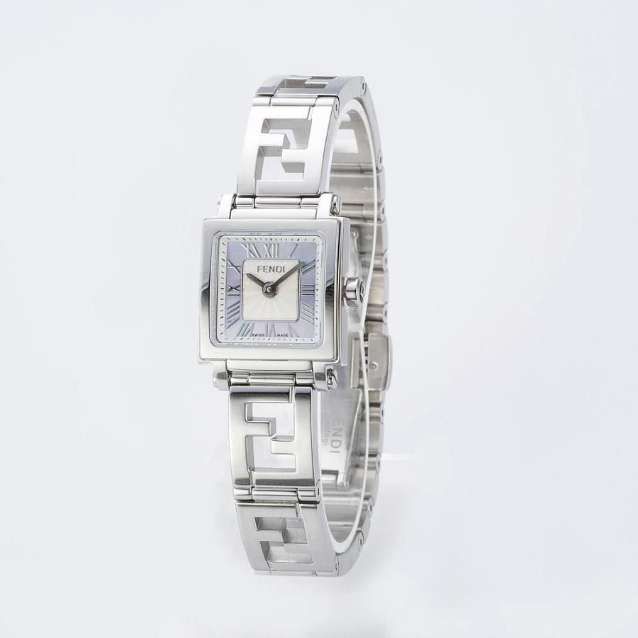 【10%OFF】 フェンディ FENDI 腕時計 FEN・17A QUADRO MINI ステンレスLウォッチ F605027500 ギフトラッピング無料, アンマーショップ 9212c647