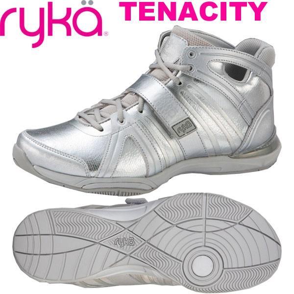 絶対一番安い RYKAライカ TENACITY (シルバー) E1269M-S020(22.0〜28.0cm/レディース/メンズ)テナシティー, bagger jack design 82f6b756