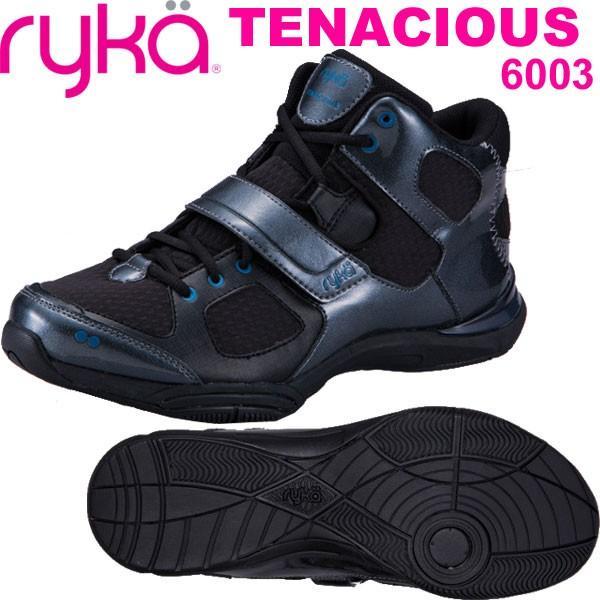 ファッション RYKAライカ フィットネス TENACIOUS (ブラック) E6643M-6003(22.0〜28.0cm/レディース/メンズ)テナシオス, 旭美商事(株) e8315a32