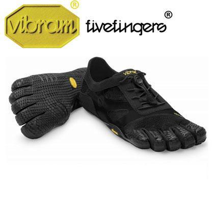 vibram fivefingers ビブラムファイブフィンガーズ Men's KSO EVO(ケーエスオー エボ)(黒)(メンズ)
