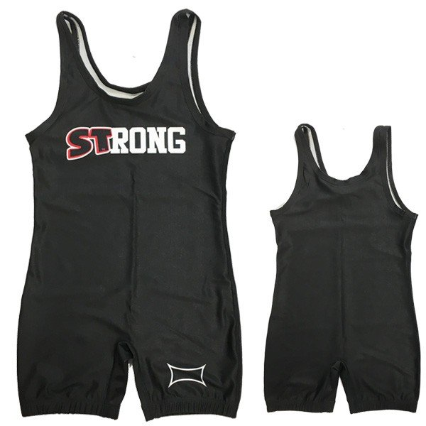 IPF認定 スリングショット ストロング・シングレット (XS・S・M・L・XL・2XLサイズ) 海外セレクション