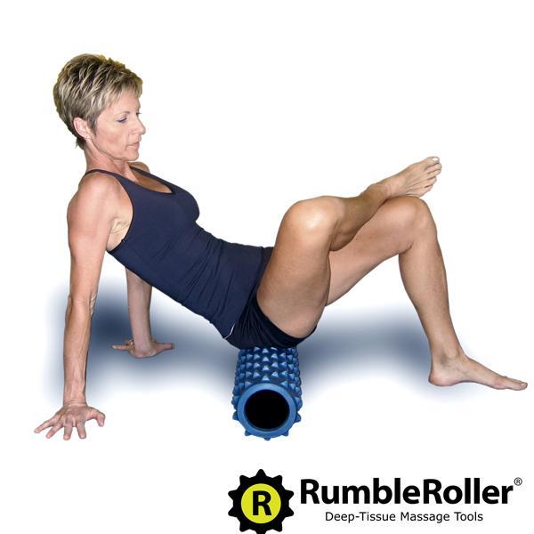 ランブルローラー 正規代理店 ミドルサイズ 長さ55cm ソフトタイプ スタンダードフォーム Rumble Roller VOCE ヴォーチェ スッキリ|fitnessclub-y|04