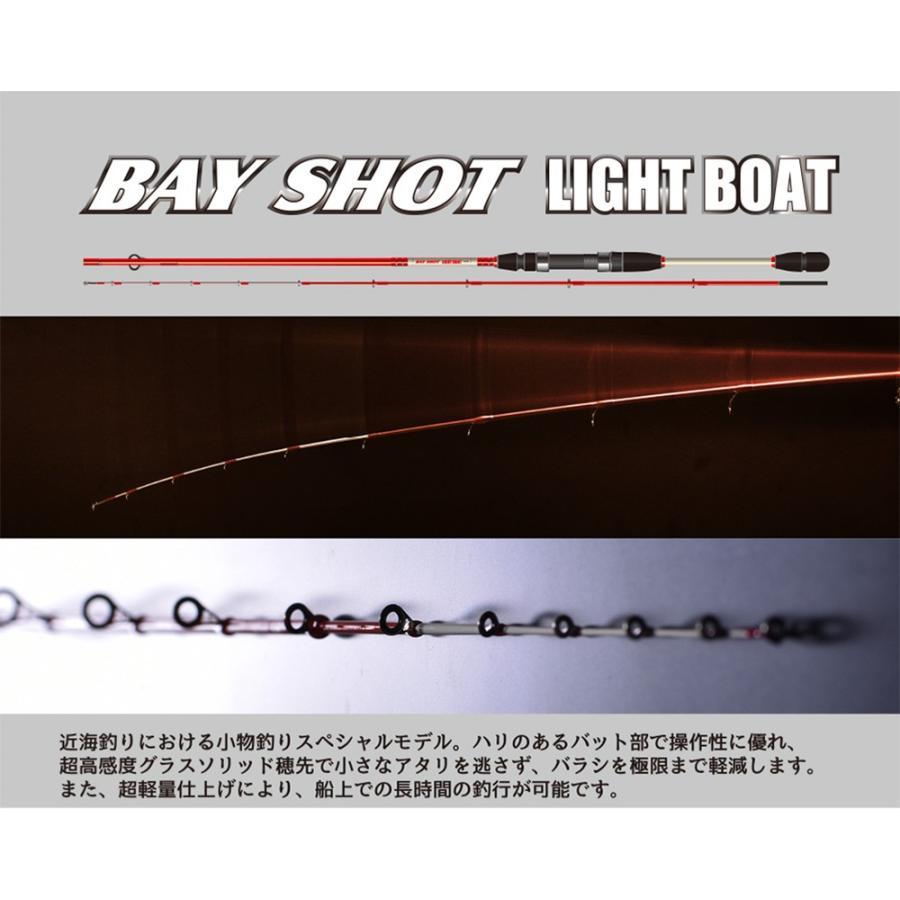 近海小物スペシャル BAY SHOT LIGHT BOAT 180/ベイショットライトボート/船釣り/FIVE STAR/ファイブスター|fivestarfishing|02