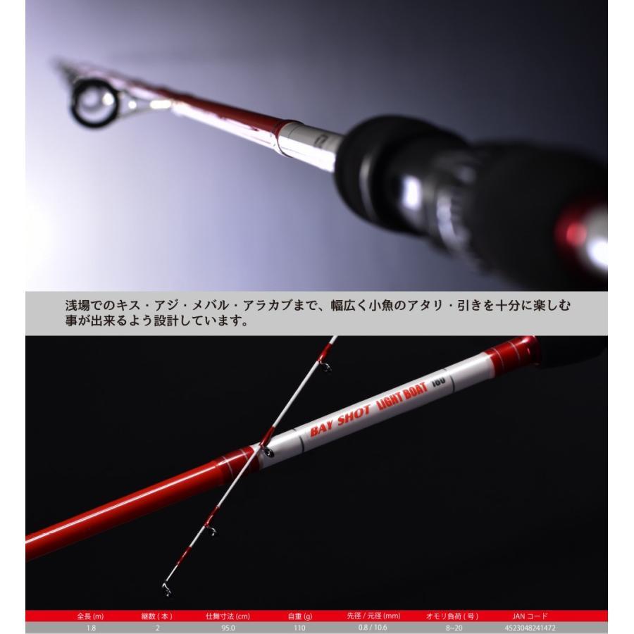 近海小物スペシャル BAY SHOT LIGHT BOAT 180/ベイショットライトボート/船釣り/FIVE STAR/ファイブスター|fivestarfishing|03