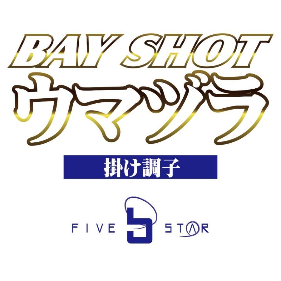 高ゲーム性の掛け調子 BAY SHOT ウマヅラ 掛け調子 202/ベイショットウマヅラ/船釣り/FIVE STAR/ファイブスター|fivestarfishing|08
