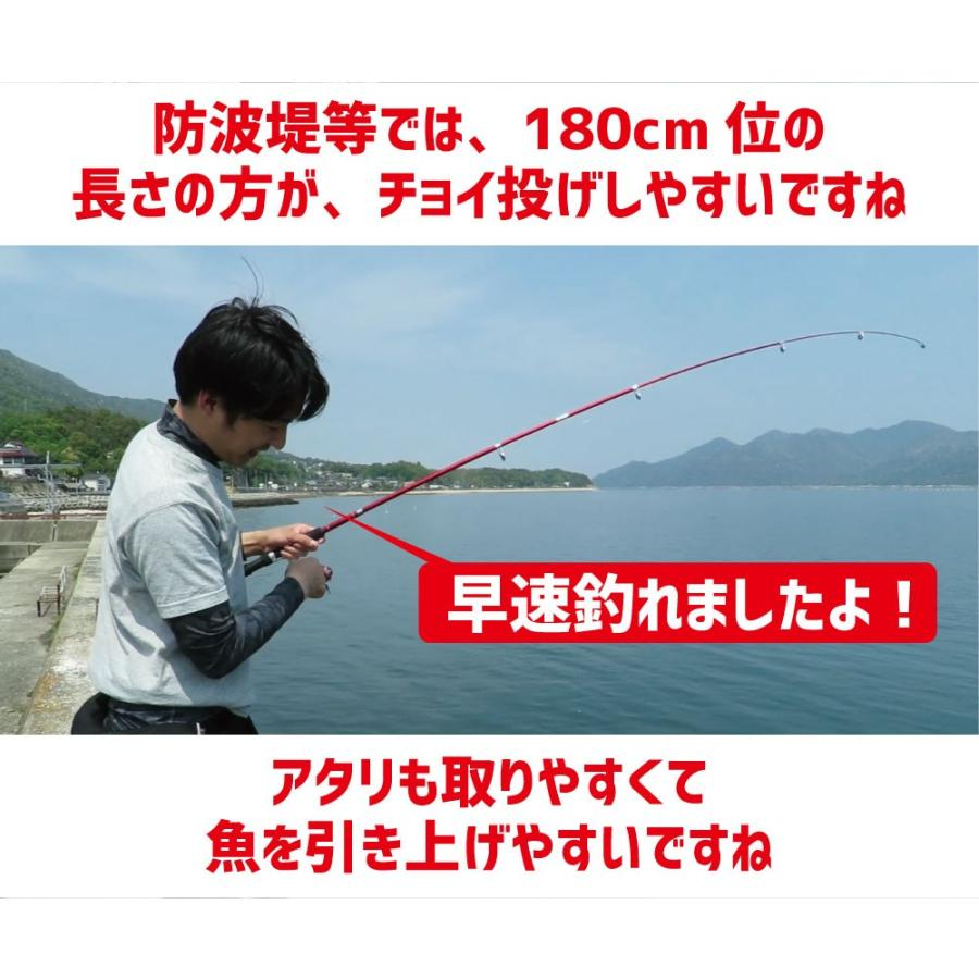 ゼロから始める初心者応援!フィッシングスターターセット  投げ編/投げ釣り/FIVESTAR/ファイブスター|fivestarfishing|05