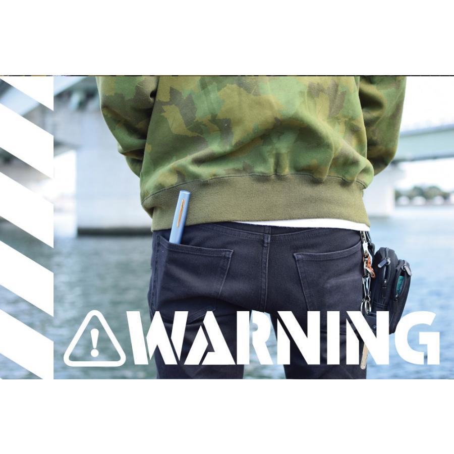スマートに釣りを携帯!ペン型ロッド WARNING/ワーニング/コンパクト/セット/釣り/FIVE STAR/ファイブスター|fivestarfishing|02