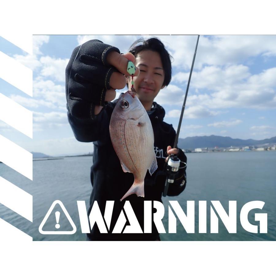 スマートに釣りを携帯!ペン型ロッド WARNING/ワーニング/コンパクト/セット/釣り/FIVE STAR/ファイブスター|fivestarfishing|05