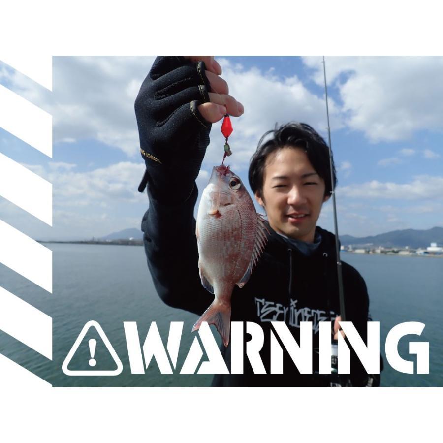 スマートに釣りを携帯!ペン型ロッド WARNING/ワーニング/コンパクト/セット/釣り/FIVE STAR/ファイブスター|fivestarfishing|06