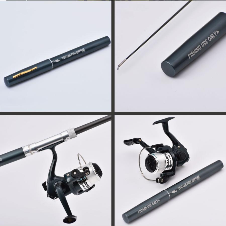 スマートに釣りを携帯!ペン型ロッド WARNING/ワーニング/コンパクト/セット/釣り/FIVE STAR/ファイブスター|fivestarfishing|08