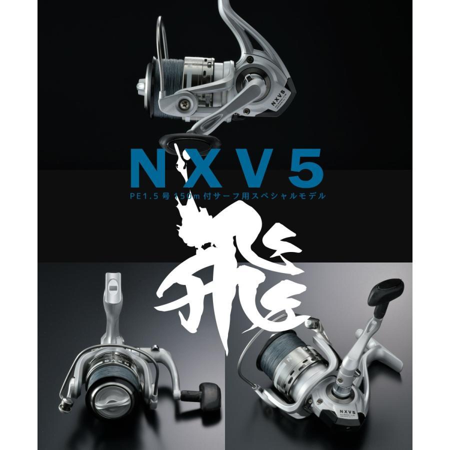 FIVE STAR/ファイブスター NXV5 4000/投げ/スピニングリール/海水/釣り|fivestarfishing|02