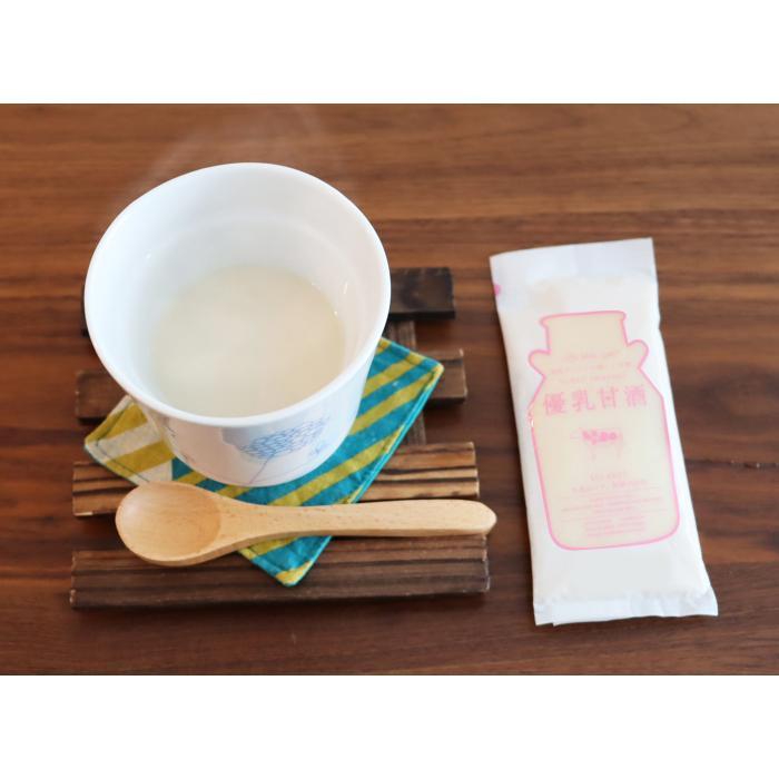 ミルクと糀だけで造った フローズン優乳甘酒 10パックセット|fkd-netplaza|03