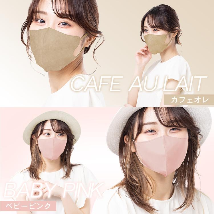 マスク 30枚入り 使い捨て 不織布 4層 カラー 99%カット 大人 子ども 防塵 花粉 風邪 個別包装 男女兼用 韓国 KF94 より厳しい日本認証取得済 ny373|fkstyle|07