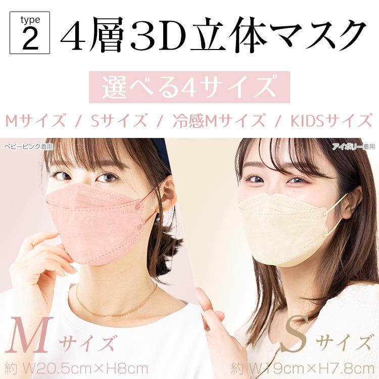 マスク 30枚入り 使い捨て 不織布 4層 カラー 99%カット 大人 子ども 防塵 花粉 風邪 個別包装 男女兼用 韓国 KF94 より厳しい日本認証取得済 ny373|fkstyle|08