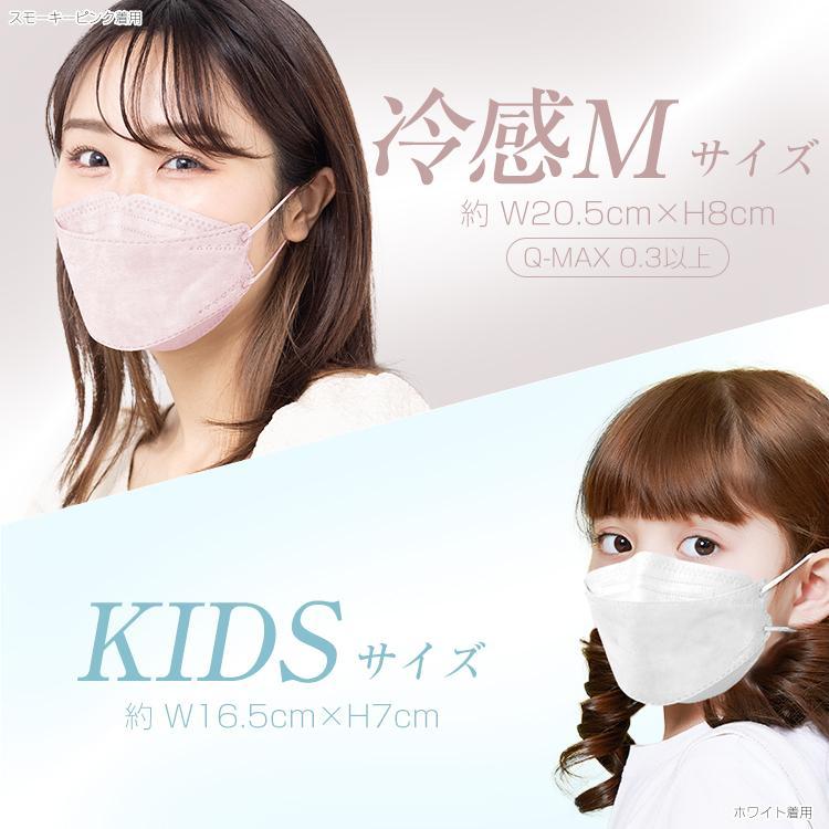 マスク 30枚入り 使い捨て 不織布 4層 カラー 99%カット 大人 子ども 防塵 花粉 風邪 個別包装 男女兼用 韓国 KF94 より厳しい日本認証取得済 ny373|fkstyle|09