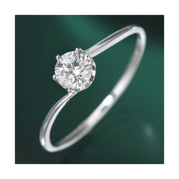 【超特価】 プラチナ0.3ct ダイヤリング 指輪 15号, RICK STORE cded7c1e
