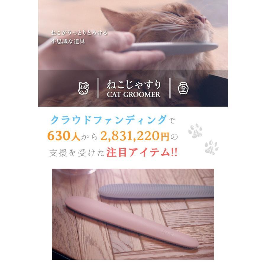 ねこじゃすり CAT GROOMER (猫用ヤスリ) やすりのワタオカ /メール便無料(DM)|flaner-y|03