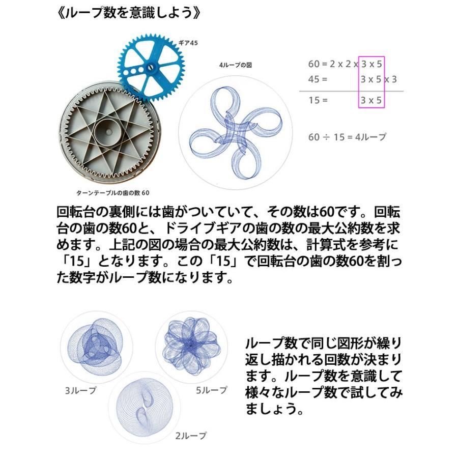 ThinkFun Hypno Graph ヒプノグラフ tf028 算数計算 サイクロイド/シンクファン(CAST)/在庫有|flaner-y|09