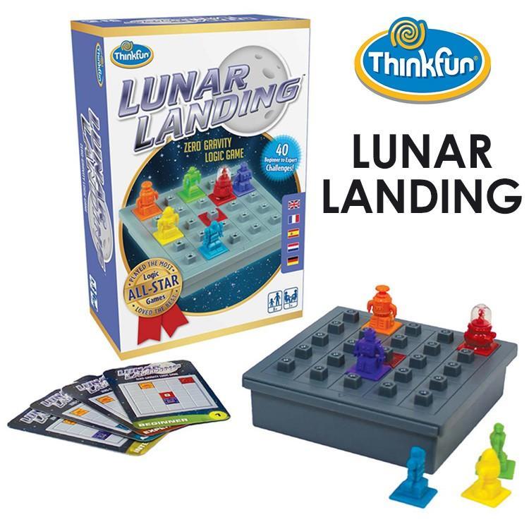正規販売店 ThinkFun ルナ・ランディング TF020 /シンクファン Lunar Landing(CAST)/お取寄せ flaner-y