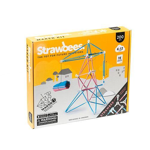 STRAWBEES メイカー・キット ストロービーズ(CAST)/お取寄せ flaner-y 04