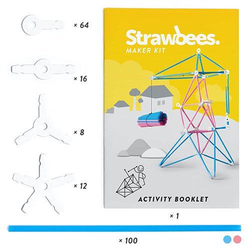 STRAWBEES メイカー・キット ストロービーズ(CAST)/お取寄せ flaner-y 06