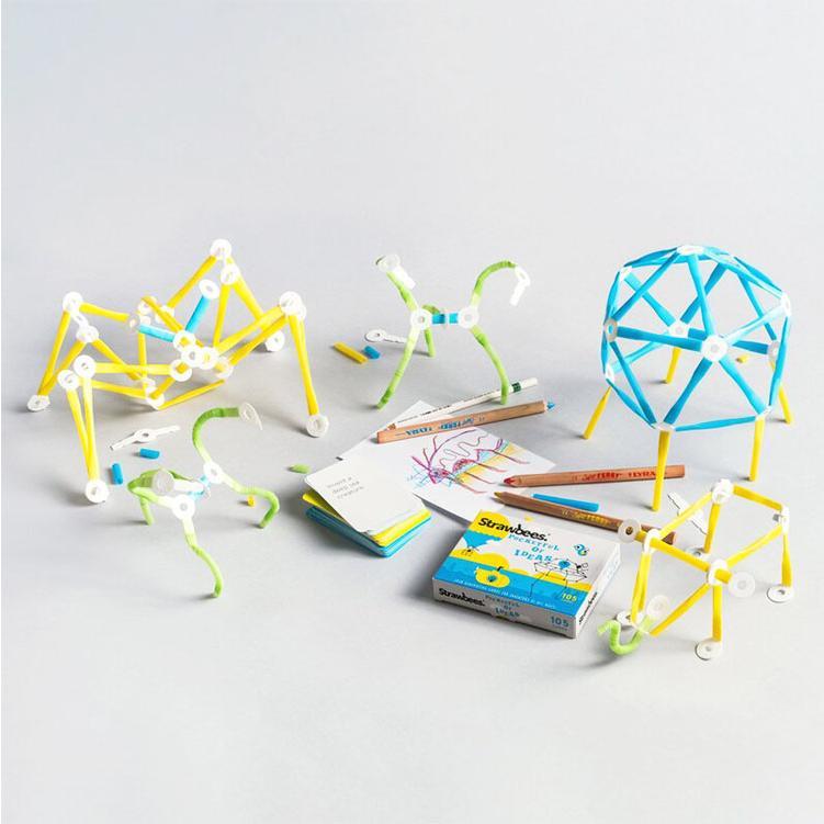 STRAWBEES イマジネーション・キット ストロービーズ(CAST)/お取寄せ|flaner-y|11