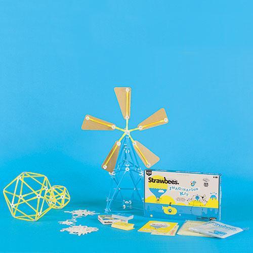 STRAWBEES イマジネーション・キット ストロービーズ(CAST)/お取寄せ|flaner-y|06