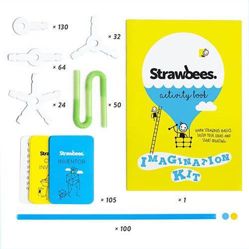 STRAWBEES イマジネーション・キット ストロービーズ(CAST)/お取寄せ|flaner-y|07