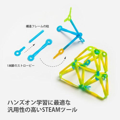 STRAWBEES イマジネーション・キット ストロービーズ(CAST)/お取寄せ|flaner-y|08