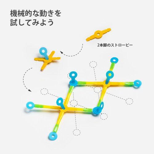 STRAWBEES イマジネーション・キット ストロービーズ(CAST)/お取寄せ|flaner-y|09