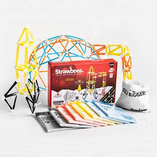 STRAWBEES クレイジー・サイエンティスト・キット ストロービーズ(CAST)/お取寄せ|flaner-y|06