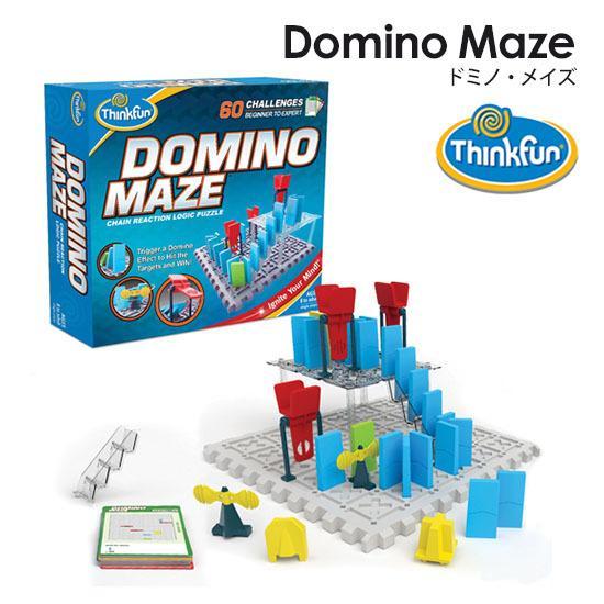 ThinkFun ドミノ・メイズ tf033 /シンクファン Domino Maze(CAST)/お取寄せ|flaner-y