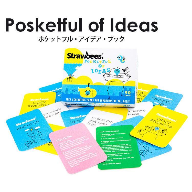 STRAWBEES ポケットフル・アイデア・ブック ストロービーズ(CAST)/メール便可/お取寄せ flaner-y 02