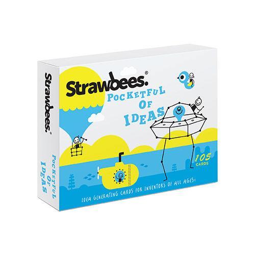 STRAWBEES ポケットフル・アイデア・ブック ストロービーズ(CAST)/メール便可/お取寄せ flaner-y 03