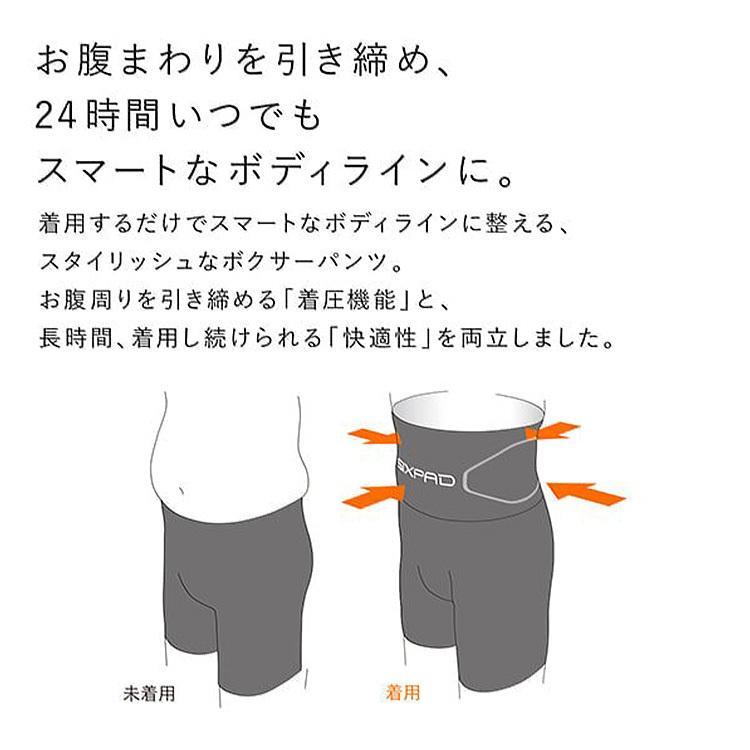 SIXPAD Boxer Pants シックスパッド ボクサーパンツ M L LL(MTG)/メール便可/在庫有(DM)|flaner-y|03