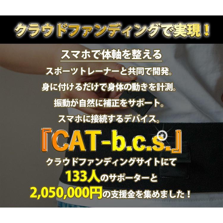 正規販売店 CAT−b.c.s. スマホで身体の歪みを測定・補正 体軸調整サポートデバイス(ALEX)/在庫有 flaner-y 02