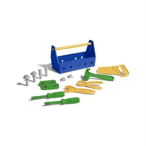 緑 toys グリーントイズ ツールセット 大工グッズ 幼児用おもちゃ GRT-TLSB1019