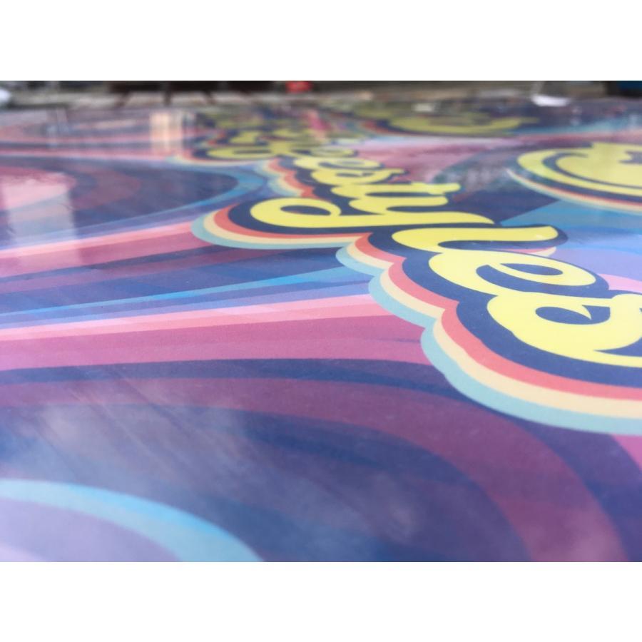 フラットスキム ランド Kayotics カヨティックス 2021 Pro Series「Kayo-Delics」 Size:104cm×52cm flatskimjapan 05