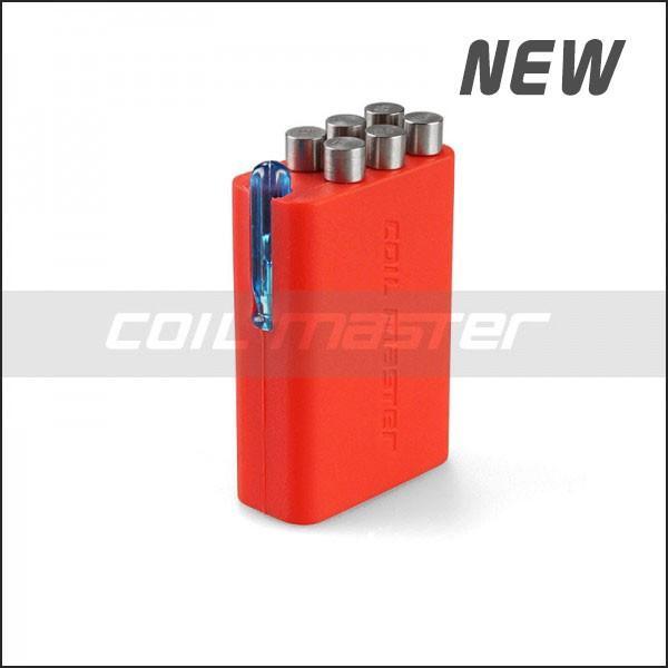 電子タバコ VAPE COILMASTER 社製 コイル治具 COIL MASTER V4|flavor-kitchen|03