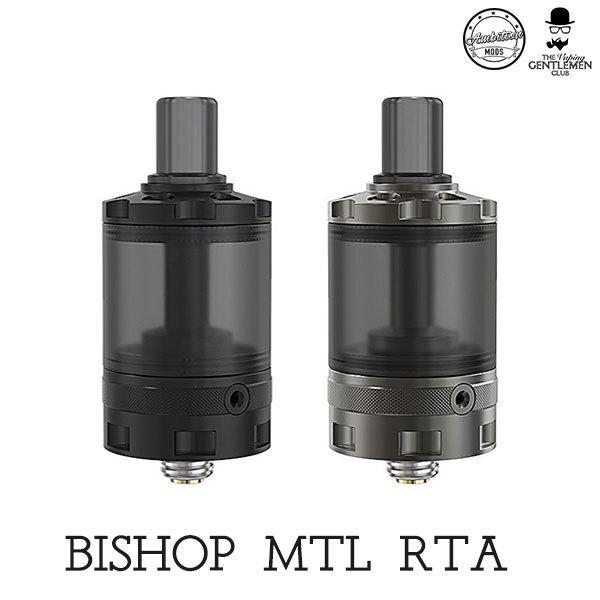 Ambition Mods アンビションモッド Bishop MTL RTA ビショップ vape アトマイザー RTA 直径 22mm MTL 味重視 ハイエンド
