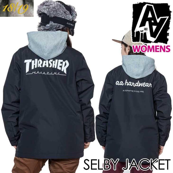 AA hardwear 18-19 ダブルエー ウエア レディース SELBY JACKET セルビー ジャケット