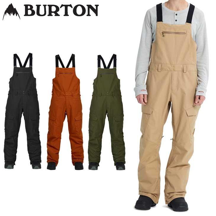 18-19 BURTON バートン ウエアー メンズ ビブパンツ Men's Burton Reserve Bib Pant【返品種別OUTLET】