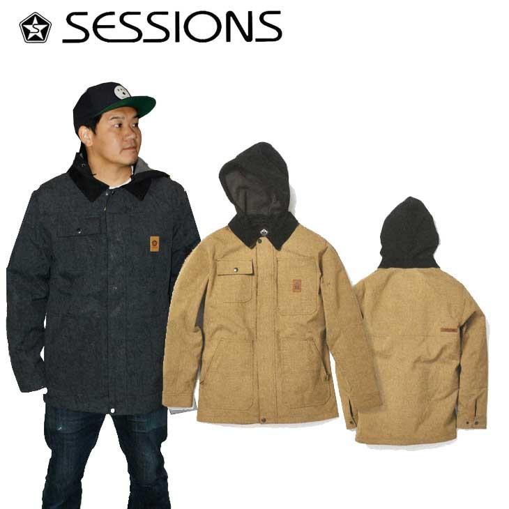 18-19 SESSIONS セッションズ メンズ LITHIUM JACKET ジャケット