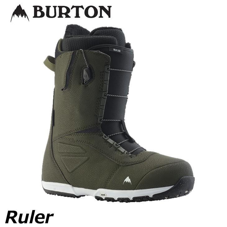 19-20 BURTON バートン メンズ ブーツ 【Ruler 】 ship1