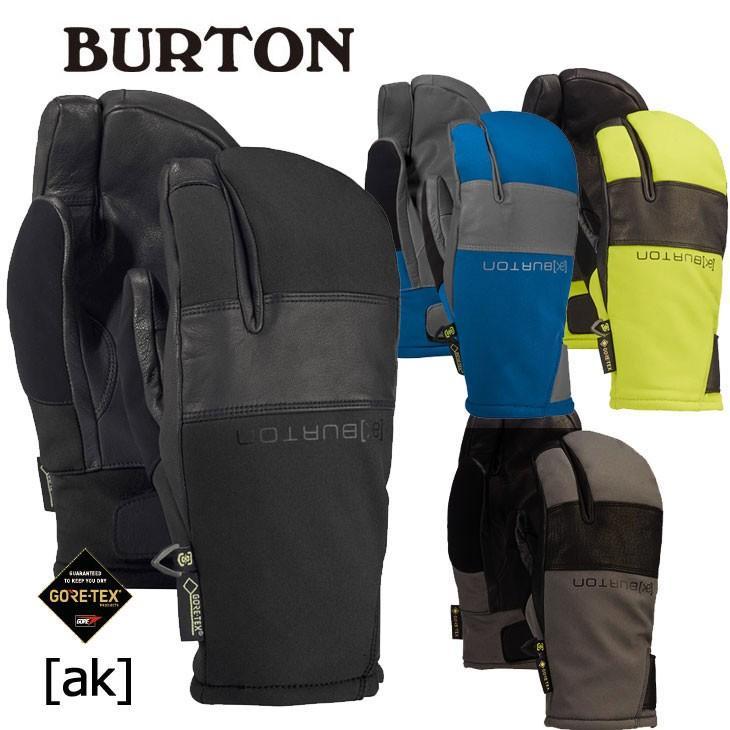 19-20 BURTON バートン メンズ グローブ Burton [ak ] GORE?TEX Clutch Mitten ミット ゴア ship1