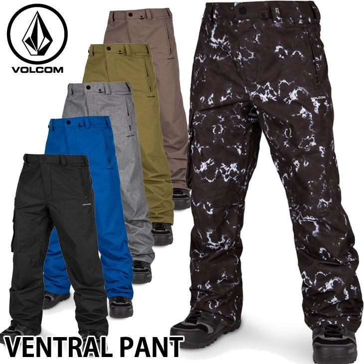 19-20 ボルコム VOLCOM VENTRAL PANT ベントラルパンツ G1352012 予約販売品 ship1