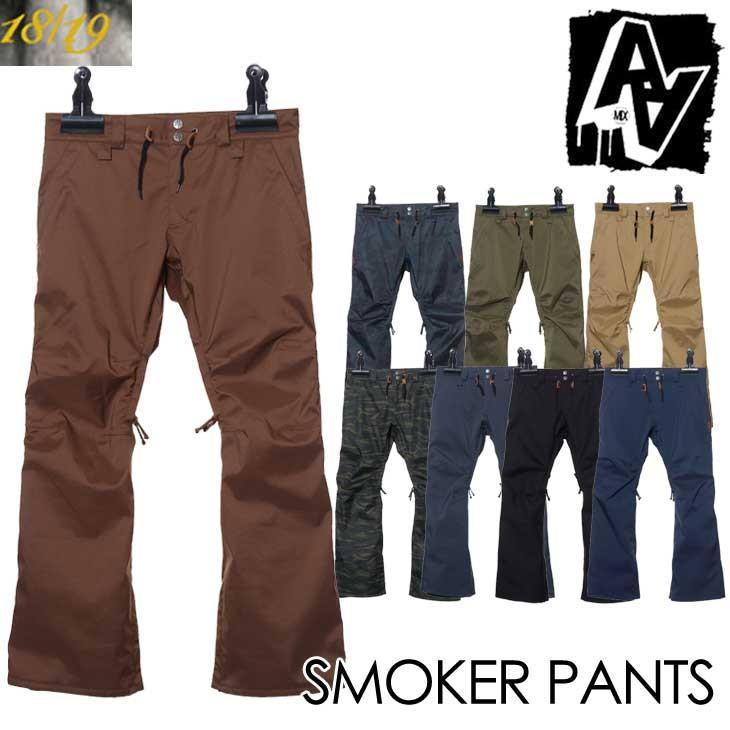 AA hardwear 18-19 ダブルエー ウエア SMOKER PANTS スモーカーパンツ