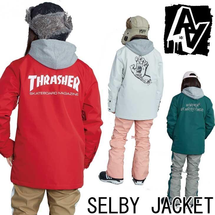 19-20 AA ダブルエー レディース ウェアー 【SELBY JACKET 】 セルビー ジャケット スノーボード SNOW WEAR 入荷済み ship1