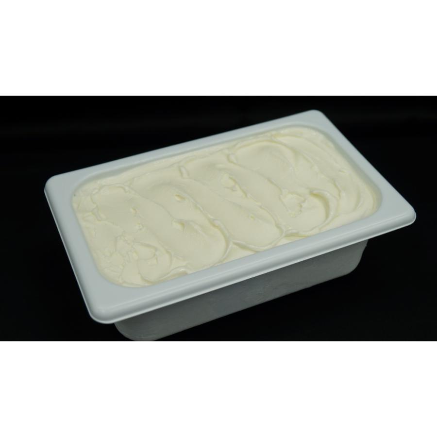 フレミン|新潟県 魚沼の美味しいジェラート/アイスクリーム 「プラリネミルク」 業務用アイスタッパー 1.8L|flemin-spg