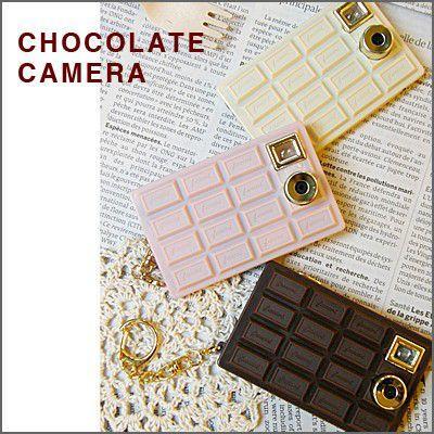 Fuuvi(フーヴィ)チョコレートカメラ(キーホルダー型ミニトイデジ)トイカメラ|flgds